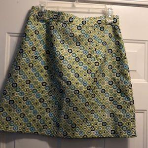 Beautiful sz 11 lk nw polyester 💯 Junior skirt